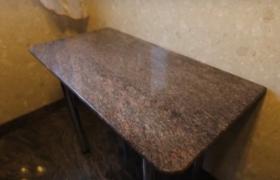 Мрамор - использование при изготовлении стола