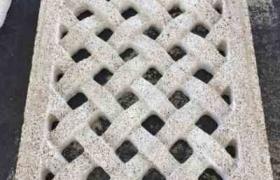 фото декоративного элемента из песчаника