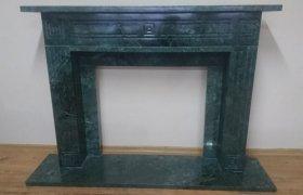 Мраморный портал для камина - фото 4
