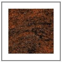 Плитка гранитная Multicolor Red 40х40