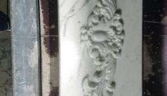 резная деталь из камня
